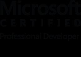 MCPD-ASPNETDev3-5-logo-BW